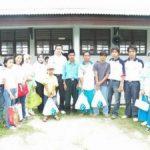 Riaupulp Gelar Pasar Murah di Desa Sering