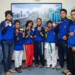 Karateka Riaupulp Raih 6 Medali