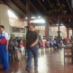 Awal Cuti Bersama, Penumpang di SSK II Tujuan Jakarta Membludak