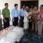 Riaupulp Estate Ukui Bantu Masyarakat Korban Banjir