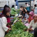 Dinas PPKP Bengkalis Lakukan Penertiban Para Pedagang