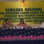 Direktur CSR Riaupulp Tampil di Semiloka Nasional KOHAM Riau