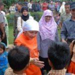 GN-OTA Kabupaten Bengkalis Serahkan 115 Paket Bantuan Belajar