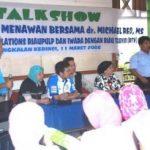 IWARA Riaupulp–Riau Televisi Gelar Talk Show Kecantikan