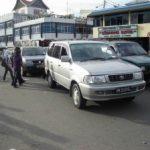 Mobil Plat BM Bersileweran di Objek-Objek Wisata di Bukittinggi