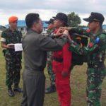 Fireman Riaupulp Ikuti Latihan SAR dan Physical Training di Paskhas TNI-AU