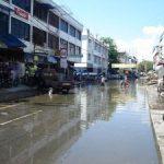 Onde Mande… Pasar Wisata Terkena Banjir Juga!