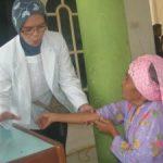 Bhakti Sosial IDI-RCI Obati 330 Pasien di Buluhcina