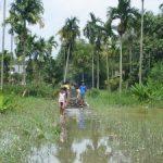 Korban Banjir Sungai Sail Belum Dapatkan Bantuan