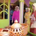 80 Persen Produk di Bazar MTQ Riau di Siak Laku Terjual
