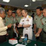 Maktab Pertahanan Angkatan Tentera Malaysia Kunjungi Chevron