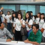 Finalis Putri Indonesia Tinjau Pabrik Riaupulp