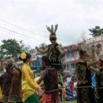 Tarian Multi Etnis Menandai, Pembukaan Festival Budaya Melayu Kalimantan Barat 2008