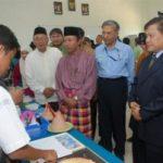 Bupati Pelalawan Resmikan SMU Plus Taruna Andalan Riaupulp