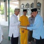 CRA Riaupulp Silaturahim dengan Mubaligh dan Santuni Anak Yatim Se Pangkalan Kerinci.