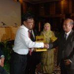 Dirut Riaupulp Tampil Sebagai Pembicara Dalam Seminar MM Unri
