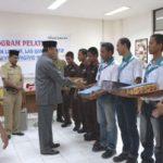 Pemuda Rohil dan Pekanbaru Selesaikan Pelatihan Kejuruan