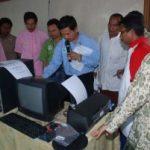 Riaupulp Serahkan 16 Unit Komputer Untuk Kantor Desa dan Sekolah