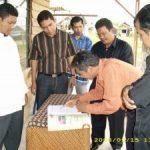 PWI-MKI Riau Bantu Genset untuk Mesjid dan Musalla