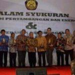 Chevron Raih Padma Award dari Menteri ESDM