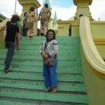 Menikmati Pagi Pulau Penyengat