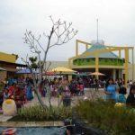 Libur Imlek, Tempat Rekreasi di Pekanbaru Diserbu Warga dari Luar Kota