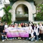 LAPORAN DARI YOGYAKARTA Mahasiswa UiTM Malaysia Studi Banding ke BKPBM
