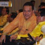 Rusli Zainal Siap Menangkan Golkar Riau