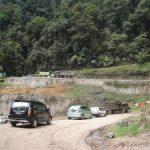 Akibat Pengerjaan Jembatan Layang, Jalan Kelok Sembilan Rusak