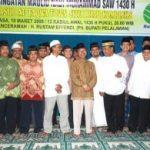 Karyawan PT.RAPP Peringati Maulid Nabi