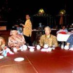 PERUSAHAAN DAN MASYARAKAT HARUS BERSINERGI Silaturahmi Tokoh Masyarakat Pangkalan Kerinci dengan PT.RAPP
