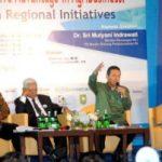 Gubri Jadi Pembicara pada Seminar Nasional di Jakarta