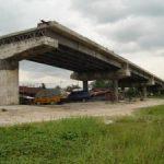 Pengerjaan Jembatan Siak III Diteruskan
