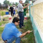 PROGRAM KESUKARELAWANAN Karyawan PT.RAPP Goro Bersama Masyarakat Desa Lalang Kabung