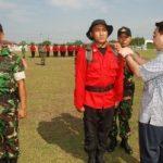 Tim Forest Fire Riaupulp Diklat di Paskhas TNI AU