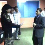 KUNJUNGI STUDIO TV MELAYU, PEKANBARU Konsul Malaysia: Kami Sendiri Belum Punya TV Melayu