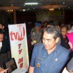 WALIKOTA DI PEKANBARU JOB EXPO: TV Melayu Butuh Berapa Tenaga Kerja?