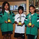 Atlet Muda PT.RAPP Juara Dua Turnamen Tenis Piala Walikota Pekanbaru
