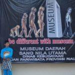 TIDAK SESUAI BUDAYA MELAYU DAN ISLAM… Gambar Evolusi Kera Museum Menuai Kritik