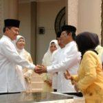 Gubernur Resmikan Masjid Fatimah