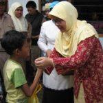 TP PKK Riau Serahkan Bantuan