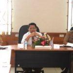 Pertemuan Pembahasan KKP-E Bank Riau dengan Pemkab Rohul