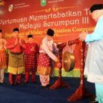 96 Walikota Hadiri Temu Temadun Melayu Serumpun