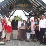 KUNJUNGAN NUS KE BKPBM Penguatan Relasi dan Komunikasi Melayu Serumpun