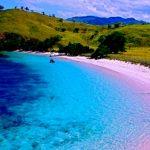 Pesona Pantai Pink (di Labuan Bajo Komodo)Memukau Dunia