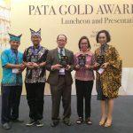 4 Plakat PATA Gold Award 2016 Tambah Koleksi Wonderful Indonesia