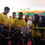Peresmian Gedung Kanker Terpadu RSUD Arifin Achmad