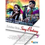 """SCTV Tampilkan  Serial  """"Kutukan Cinta Sang Bintang"""""""