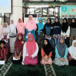 Jamaah MAU Chevron Duri Berbagi Kebahagiaan Bersama 550 Anak Yatim