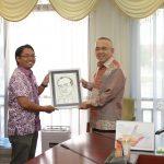 Panitia Festival Media 2016 Audiensi ke Gubernur Riau